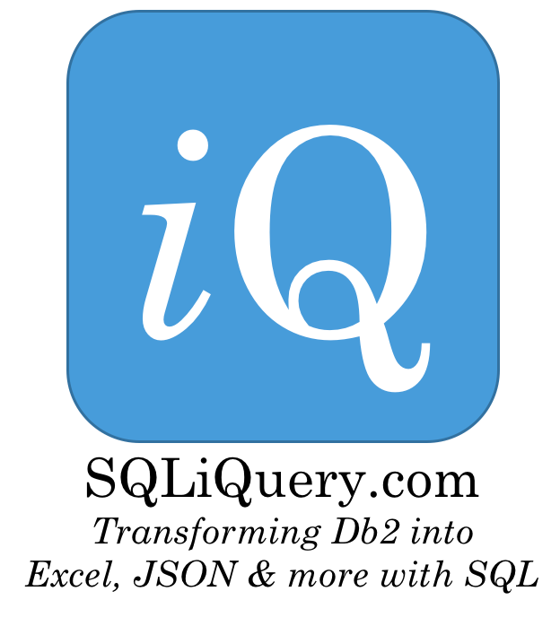 SQL iQuery - Unlimited SQL for IBM i